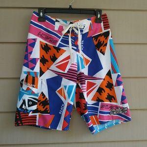 Quiksilver board shorts Bright Size 28